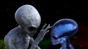 Alien, aliens, extraterrestres