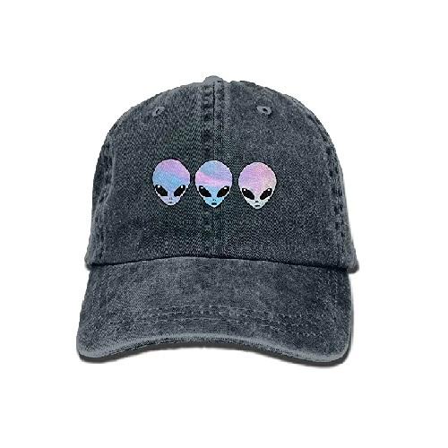 gorra con aliens