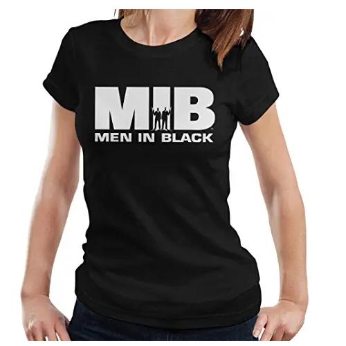 camiseta men in black mujer, camiseta ovni mujer, camiseta alien mujer, camiseta extraterrestre mujer