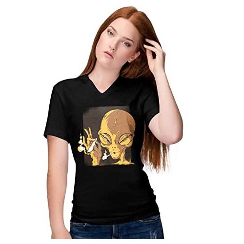 camiseta ufo, camiseta ovni mujer, camiseta alien mujer, camiseta extraterrestre mujer