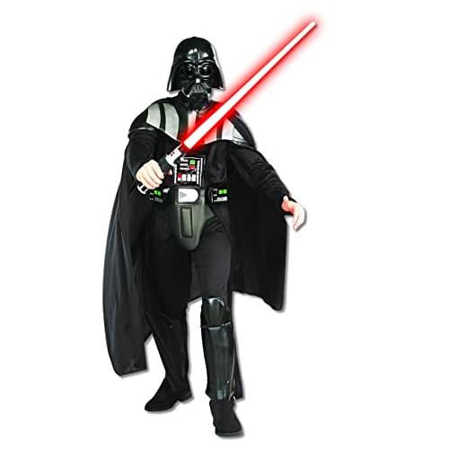 disfraz de darth vader star wars, traje de star wars