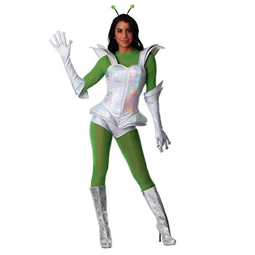 disfraces de alienigenas, disfraces de extraterrestres, disfraces de marciano, traje ufo, traje xenomorfo, disfraz de alien, disfraz mujer marciana