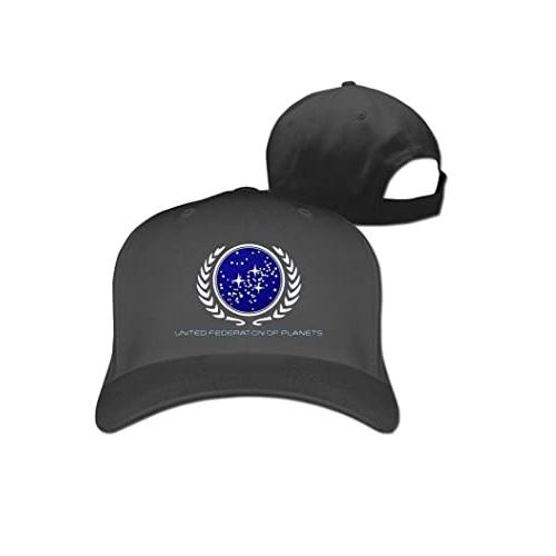 gorra de la federación de star trek