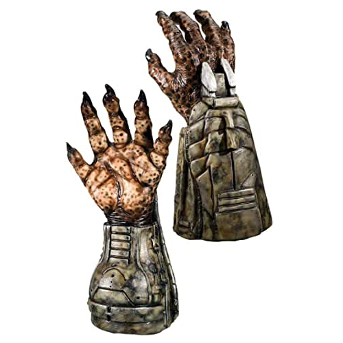 manos disfraz predator, manos disfraz xenomorfo, manos disfraz extraterrestre, manos disfraz alienígena, manos disfraz extraterrestre, manos disfraz marciano
