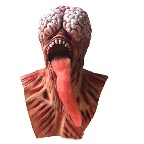 máscara de látex, máscara amazon, máscara de marciano, máscara de extraterrestre, máscara de monstruo, máscara de halloween, máscara de aliens