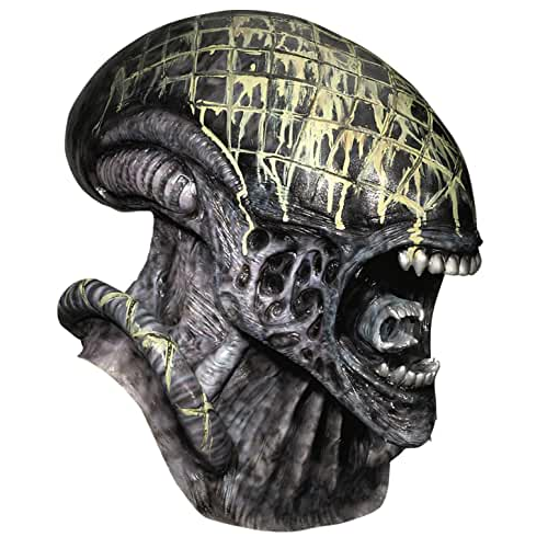 disfraz xenormorfo, disfraz alienígena, disfraz extraterrestre, disfraz marciano, traje xenomorfo, traje alilen