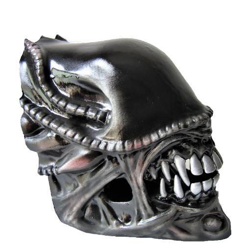 Figura de alien xenomorfo a tamaño real, alien vs predator figura de coleccion, alta calidad