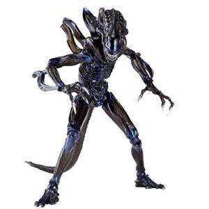 aliens Revoltech figura de acción, figuras de aliens, figura de la película alien