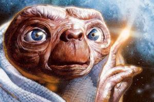 Película de E.T el extraterrestre