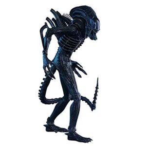 figura Hot Toys 1986 James Cameron, figuras de alien coleccionables