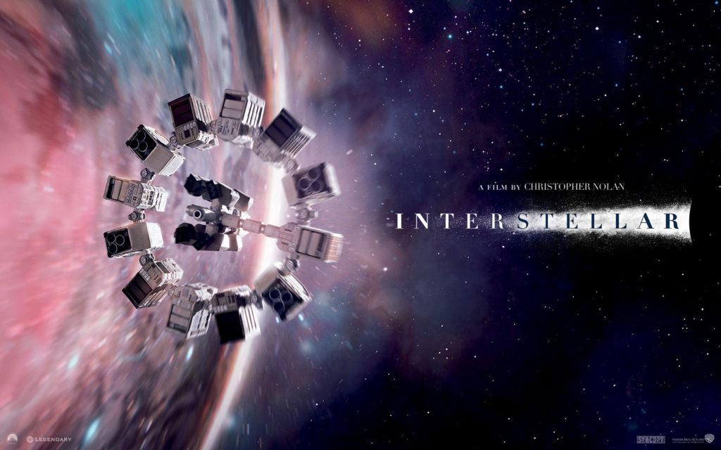 Pelicula de exploración espacial Interestellar de 2014  en categoria películas de extraterrestres