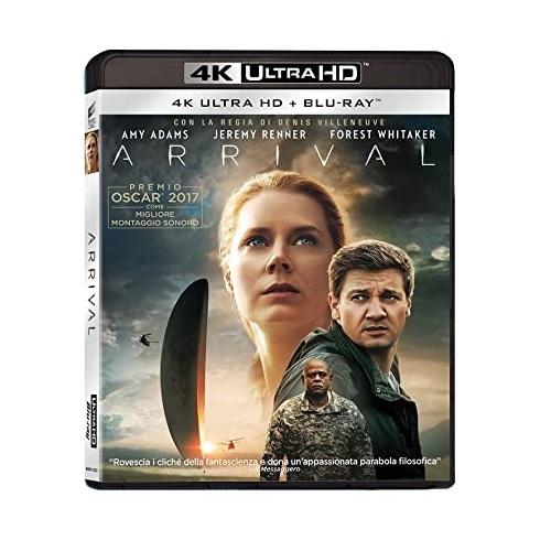 """película """"La llegada"""" de películas de extraterrestres"""