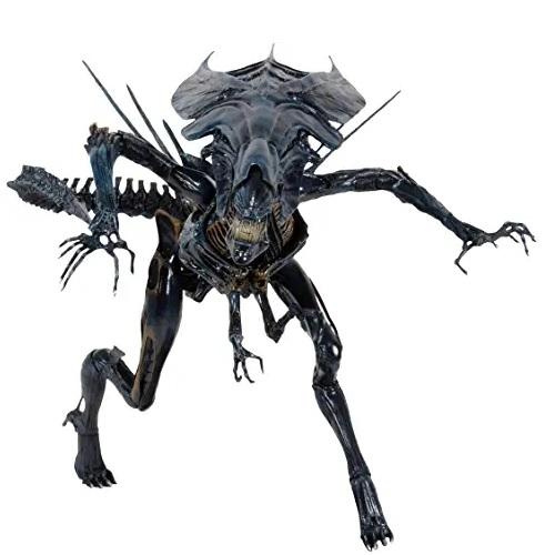 NECA- Ultra Deluxe Figura Reina Alien, figuras de alien coleccionables