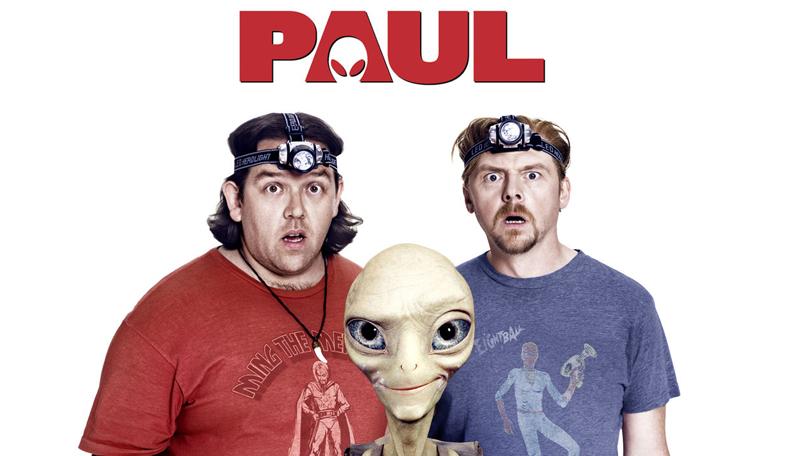 el extraterrestre PAUL  en categoria películas de extraterrestres