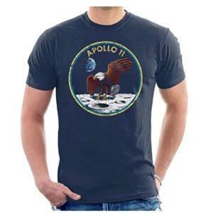 camiseta de la nasa apollo 11 en ropa de la nasa en dealiens.shop