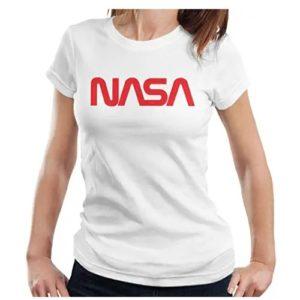 camisetas de la nasa de chica en ropa de aliens en dealiens.shop,