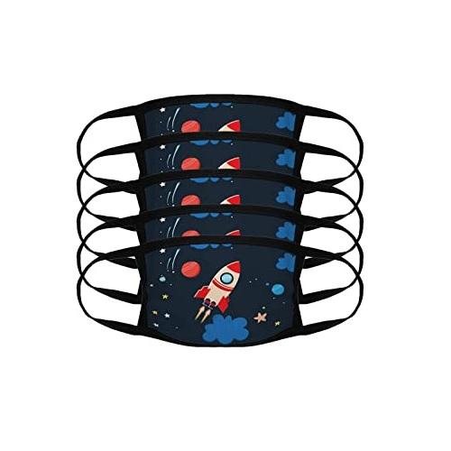 mascarilla niños 5 piezas lavable dentro de la categoria mascarillas de aliens