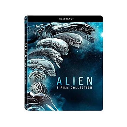 saga de la película Alien, películas de extraterrestres