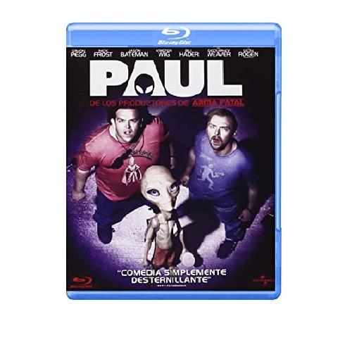 pelicula Paul