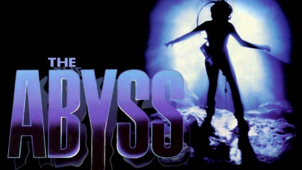 """película """"The Abyss"""" en películas con extraterrestres, mejores peliculas de extraterrestres"""
