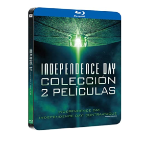 pelicula bluray independence day