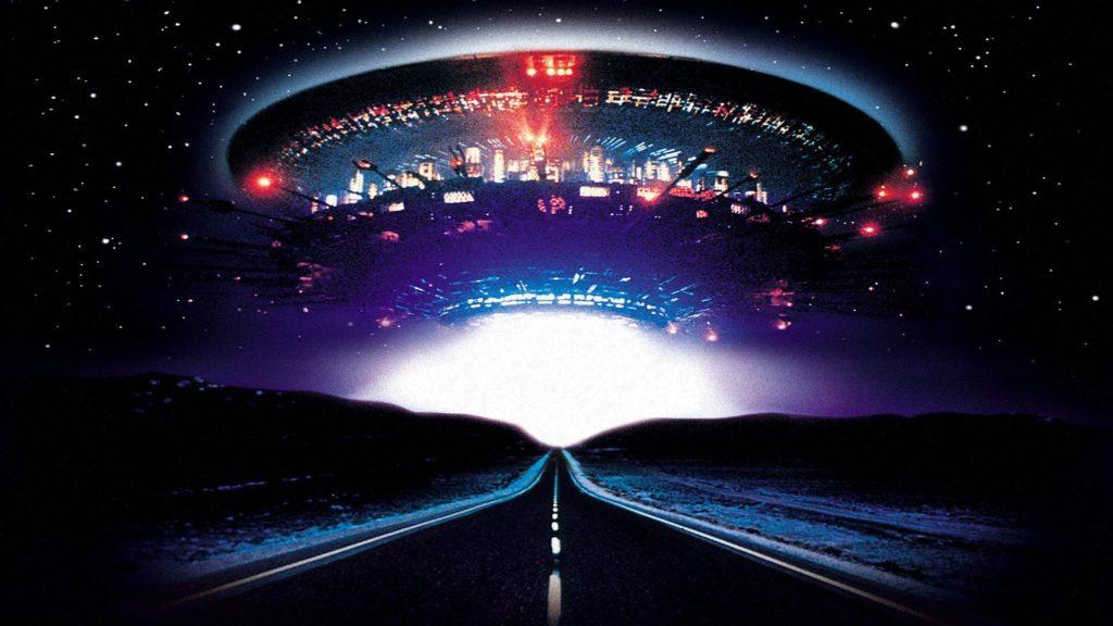 pelicula con alienígenas encuentros en la tercer fase