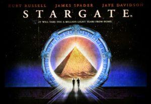 """pelicula """"STARGATE"""""""
