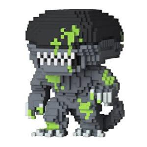 funko alien 8 bits, funkos de aliens