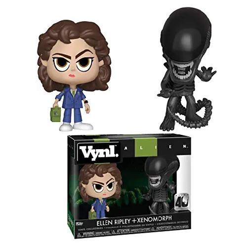 Funko Alien Pack 2 Figuras Vynl Ellen Ripley & Xenomorph