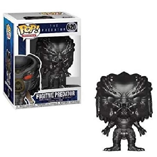 Funko POP Predator Metallic Exclusivo Pop