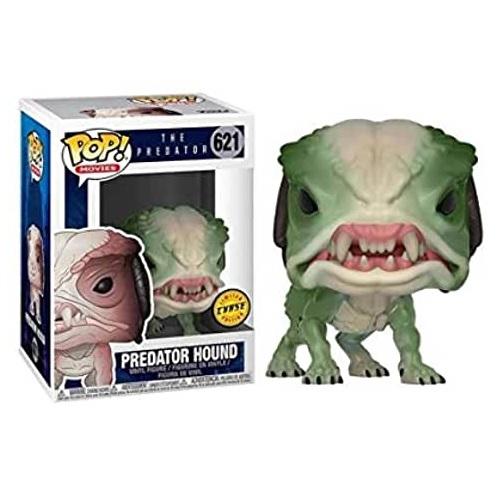 Funko Pop The Predator Hound Chase Edition, funko hound chase, funkos de aliens