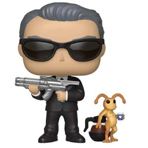 funko pop agente J de men in black