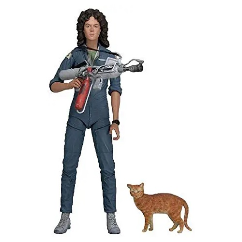 Action Figure Series 4 Ripley Jumpsuit