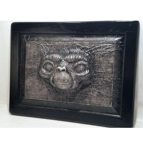 E.T. la Extraterrestre Escultura Original