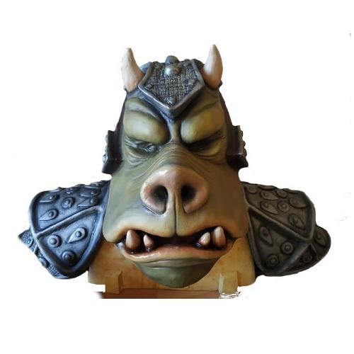 máscara de látex, , máscara de marciano, máscara de extraterrestre star wars, máscara de monstruo, máscara de halloween, mascara de aliens