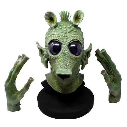 máscara de látex, , máscara de marciano, máscara de extraterrestre starwars, máscara de monstruo, máscara de halloween, mascara alien