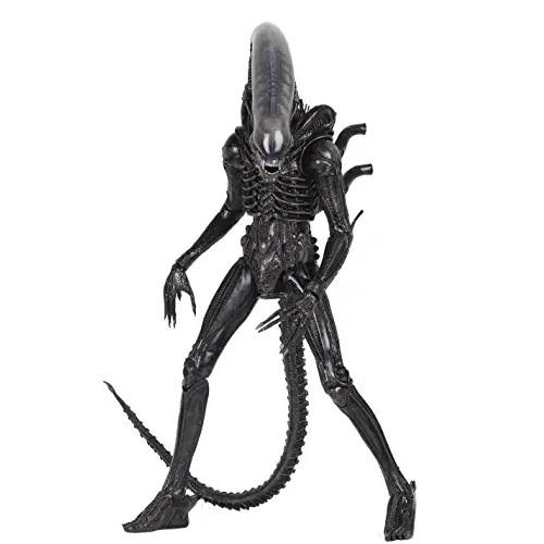 NECA- Alien Figura en negro