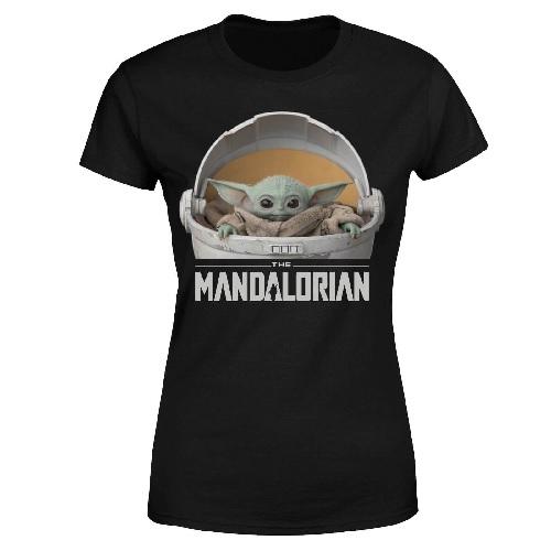 camiseta de alien baby yoda de la serie el mandaloriano