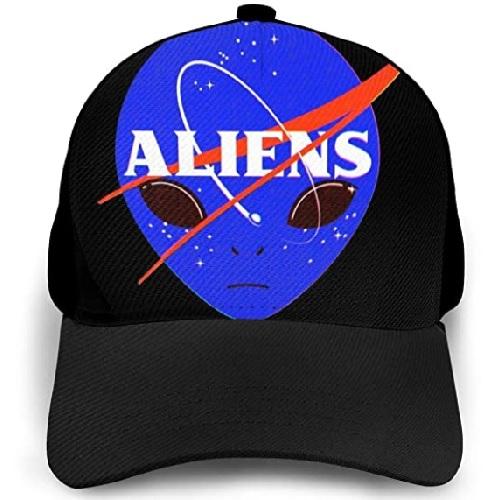 gorra de aliens
