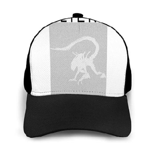 gorra de xenomorfo