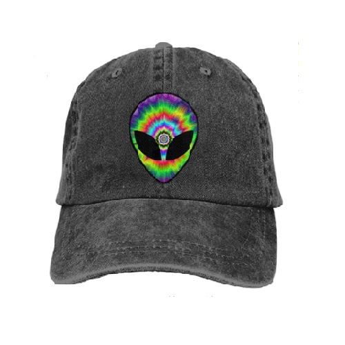 gorra de alienígena
