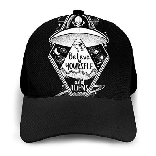 gorra de aliens i believe