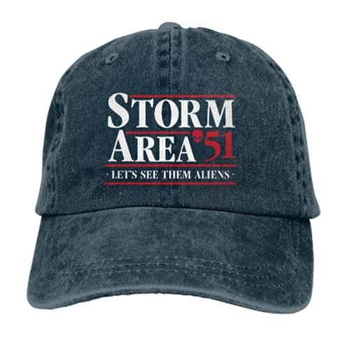 gorra del area 51