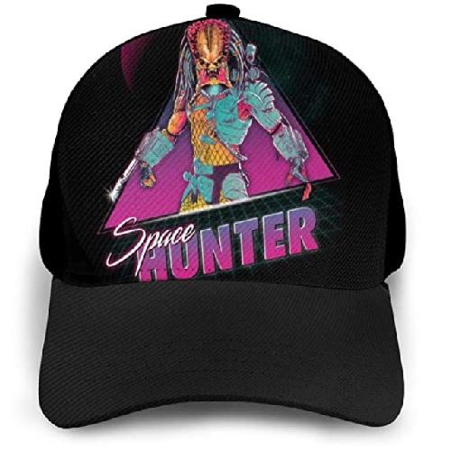 gorra space hunter de predator, gorra de alien, gorra de alinegas, gorra predator