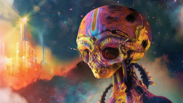 fondo de pantalla extraterrestre en marte