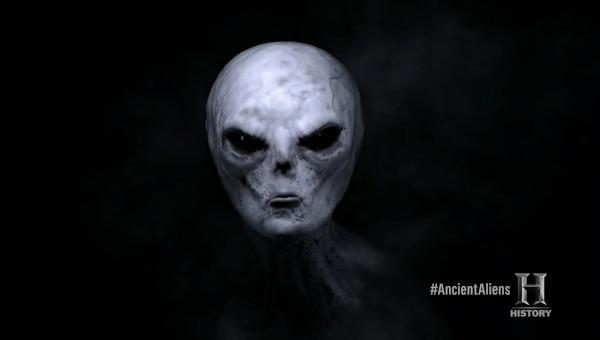 ancient aliens imagenes de extraterrestres en HD