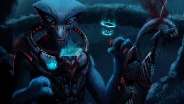 wallpaper extraterrestres alienígenas