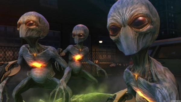 wallpaper de extraterrestres HD